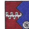 21st Quartermaster Regiment Patch | Upper Left Quadrant