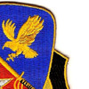 21st Cavalry Brigade Crest Patch | Upper Right Quadrant