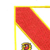 21st Field Artillery Battalion Patch | Upper Left Quadrant