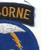 21st Airborne Division Patch | Upper Right Quadrant