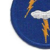 21st Airborne Division Patch | Lower Left Quadrant