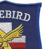 218th Medical Detachment Air Ambulance Patch   Upper Right Quadrant