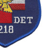 218th Medical Detachment Air Ambulance Patch | Lower Right Quadrant