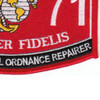 2171 Electro-Optical Ordnance Repairer MOS Patch | Lower Right Quadrant