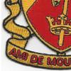 216th Field Artillery Battalion | Lower Left Quadrant