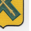 215th Tank Battalion Patch | Lower Right Quadrant