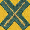 215th Tank Battalion Patch | Center Detail