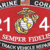 2144 Artiliary Track Vehicle Repairman MOS Patch | Center Detail