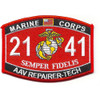 2141 AAV Repairer-Technician Patch