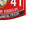 2141 AAV Repairer-Technician Patch | Lower Right Quadrant