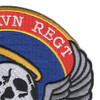 2-13th Aviation Regiment Patch | Upper Right Quadrant