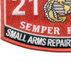 2111-Small Arms Repairer Technician MOS Patch | Lower Left Quadrant
