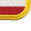 20th Special Forces Group Airborne Para Yellow Oval Patch | Lower Right Quadrant