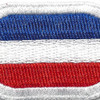 20th Special Forces Group Airborne Para Oval Patch | Center Detail