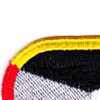18th Psychological Airbrone Operations Cammand Patch Oval | Upper Left Quadrant