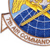 7th Air Commando Squadron Patch | Lower Left Quadrant