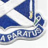18th Infantry Regiment Patch   Lower Right Quadrant