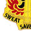 18th Field Artillery Fire Brigade Patch | Lower Left Quadrant