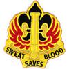 18th Field Artillery Fire Brigade Patch