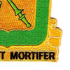 18th Cavalry Regiment Patch | Lower Right Quadrant