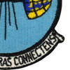 18th Communications Squadron Patch | Lower Right Quadrant