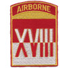 18th Airborne Field Artillery Corp Patch