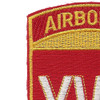 18th Airborne Field Artillery Corp Patch | Upper Left Quadrant