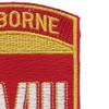 18th Airborne Field Artillery Corp Patch | Upper Right Quadrant