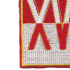 18th Airborne Field Artillery Corp Patch | Lower Left Quadrant
