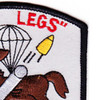 187th RCT Red Legs Mortar Batter Patch y   Upper Right Quadrant