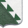 79th Tank Battalion Patch   Lower Right Quadrant