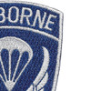 187th RCT Airborne Infantry Patch | Upper Right Quadrant