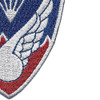 187th RCT Airborne Infantry Patch | Lower Right Quadrant