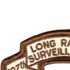 187th LRS Infantry Desert Patch | Upper Left Quadrant