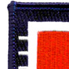 187th Infantry Regiment 3rd Battalion Flash Patch | Upper Left Quadrant