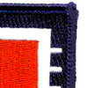 187th Infantry Regiment 3rd Battalion Flash Patch | Upper Right Quadrant