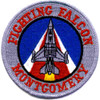 187th Fighter Wing ANG Montgomery AL Patch