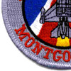 187th Fighter Wing ANG Montgomery AL Patch | Lower Left Quadrant