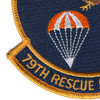 79th Rescue Squadron Patch | Lower Left Quadrant