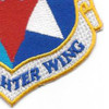 177th Fighter Wing Patch | Lower Right Quadrant