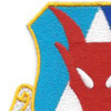 177th Fighter Wing Patch | Upper Left Quadrant