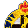 176th Medical Battalion Patch   Upper Left Quadrant