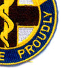 176th Medical Battalion Patch   Lower Right Quadrant
