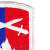 176th Infantry Regimental Combat Team Patch | Upper Right Quadrant