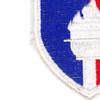 176th Infantry Regimental Combat Team Patch | Lower Left Quadrant