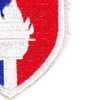 176th Infantry Regimental Combat Team Patch | Lower Right Quadrant