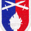 176th Infantry Regimental Combat Team Patch | Center Detail