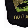 175th Combat Aviation Company Patch Outlaws OD | Lower Left Quadrant