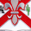 174th Infantry Regiment Patch | Center Detail