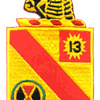 79th Field Artillery Battalion Patch 13 | Center Detail